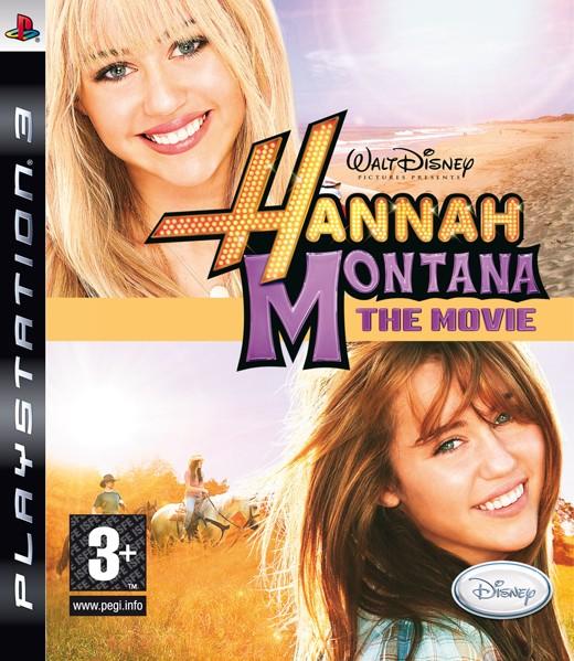 Hannah Montana The Movie б/у PS3