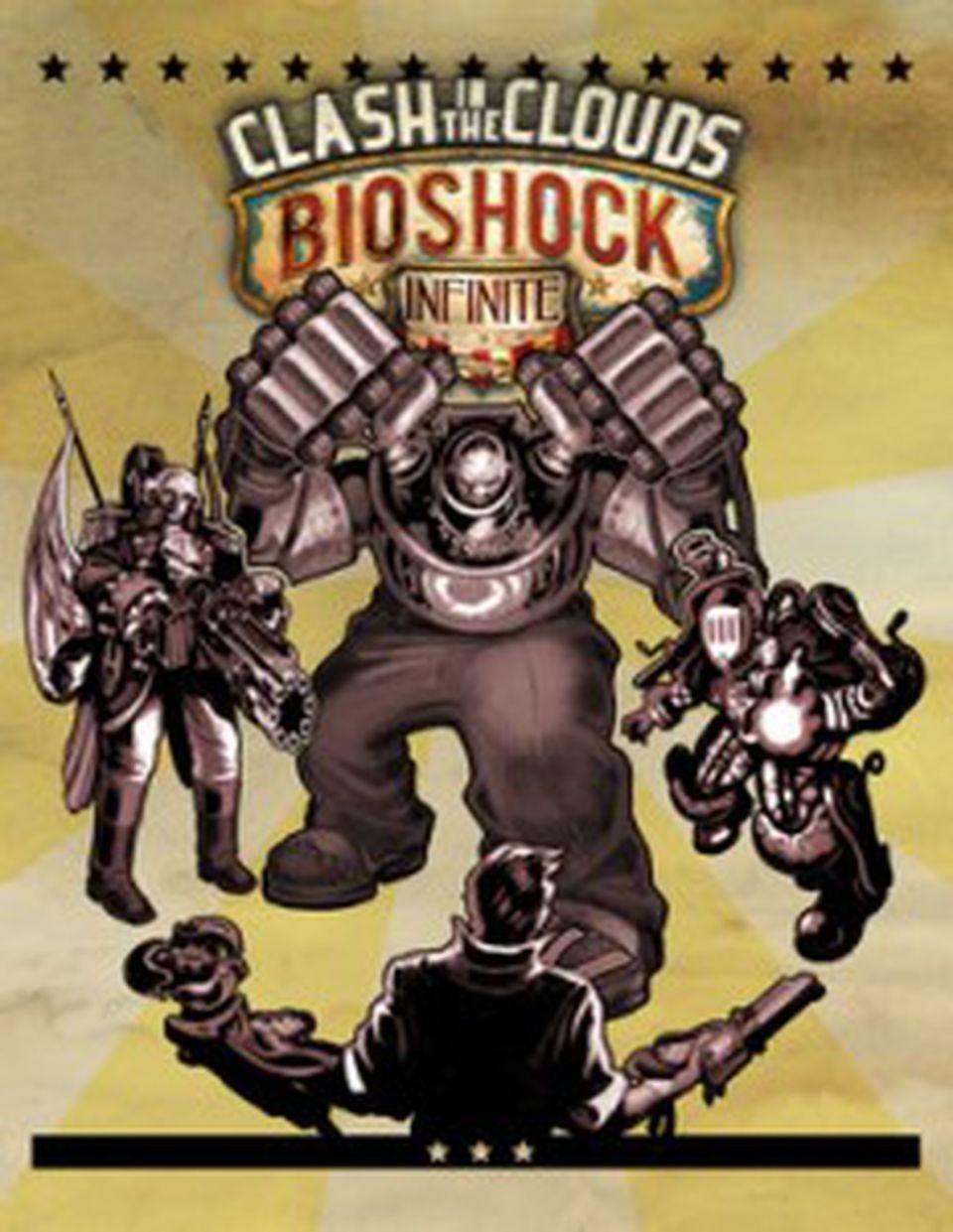 BioShock Infinite - Доповнення «Битва в хмарах» PC DIGITAL