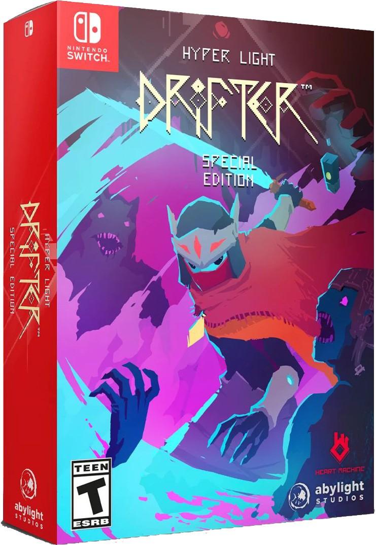 Hyper Light Drifter - Special Edition SWITCH