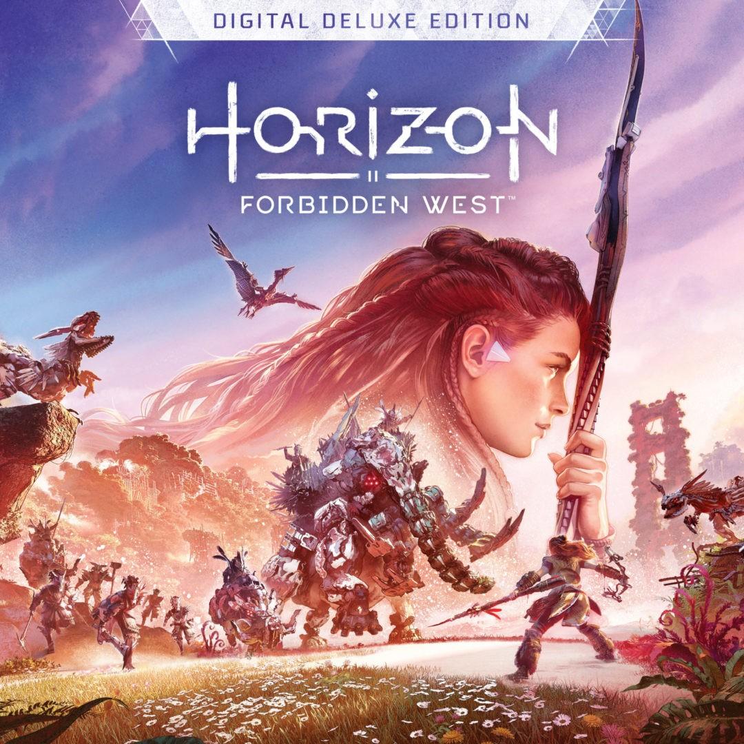 Прокат Horizon Forbidden West Digital Deluxe Edition | Horizon Запретный Запад от 7 дней PS4/PS5