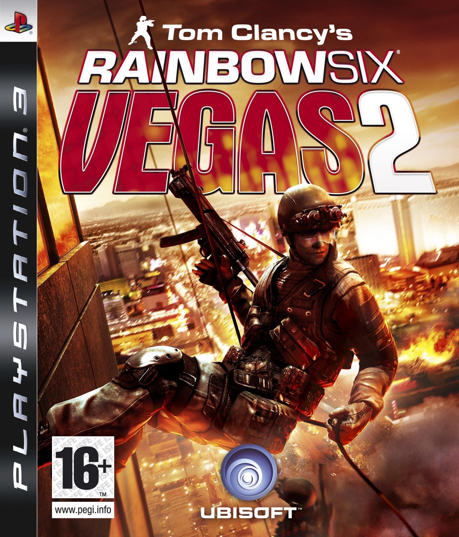Tom Clancy's Rainbow Six Vegas 2 б/у PS3