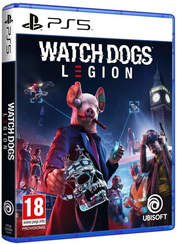 Watch Dogs Legion | Watch Dogs Легион PS5