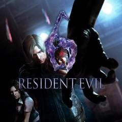 Прокат Resident Evil 6 | RE6 вiд 7 днiв PS4