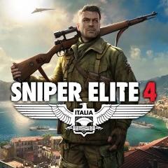 Прокат Sniper Elite 4 вiд 7 днiв PS4
