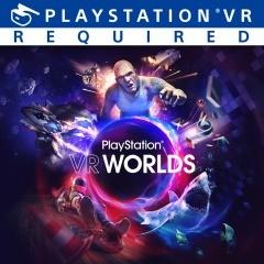Прокат PlayStation VR Worlds вiд 7 днiв PS4