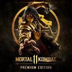 Прокат Mortal Kombat 11 Премиум-издание от 7 дней PS4