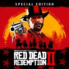 Прокат Red Dead Redemption 2 Special Edition вiд 7 днiв PS4