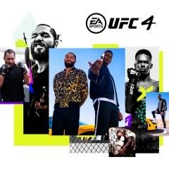 Прокат UFC 4 від 7 днів PS4