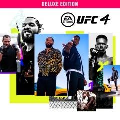 Прокат UFC 4 Видання Deluxe від 7 днів PS4