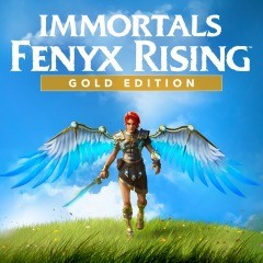 Прокат Immortals Fenyx Rising Gold Edition від 7 днів PS4/PS5