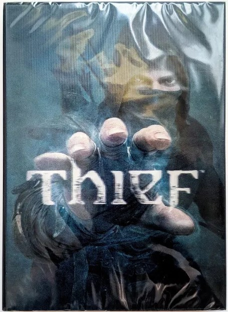 Steelbook Thief | Стилбук