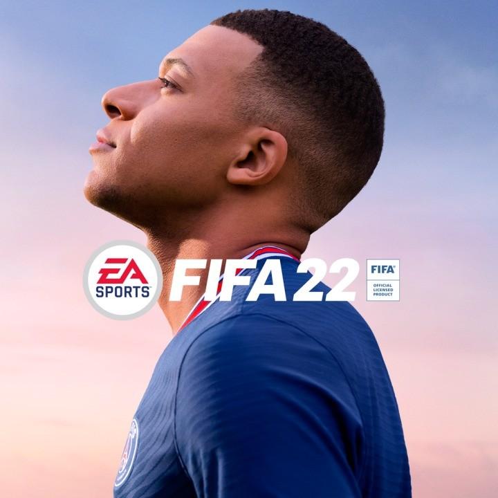Прокат FIFA 22 від 7 днів PS4
