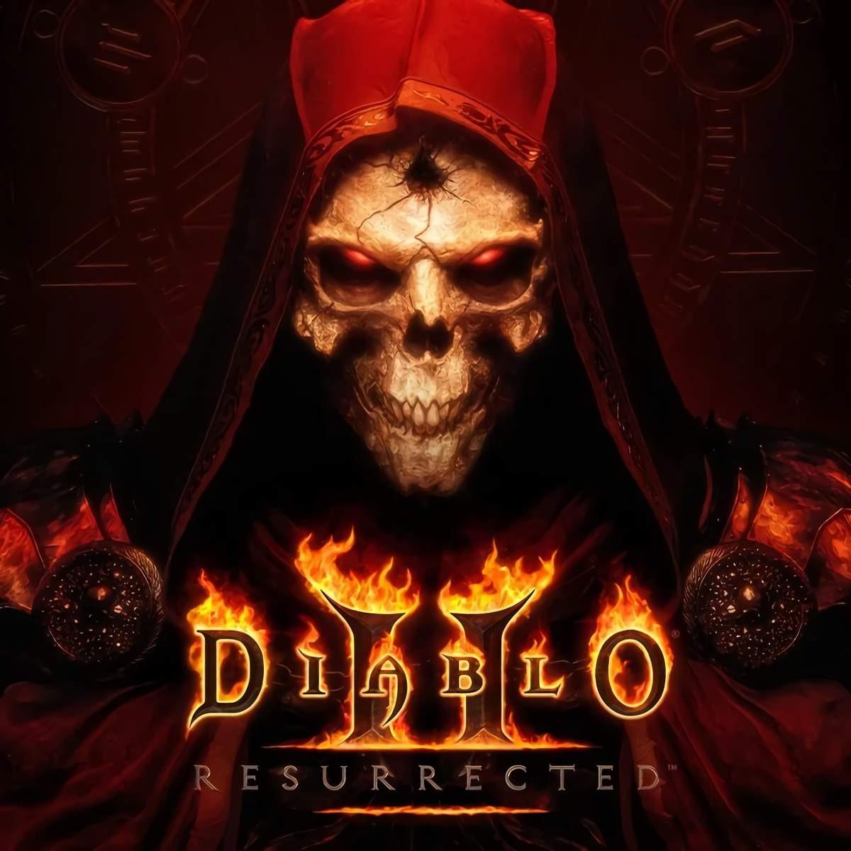 Прокат Diablo II Resurrected | Diablo 2 Resurrected от 7 дней PS4/PS5