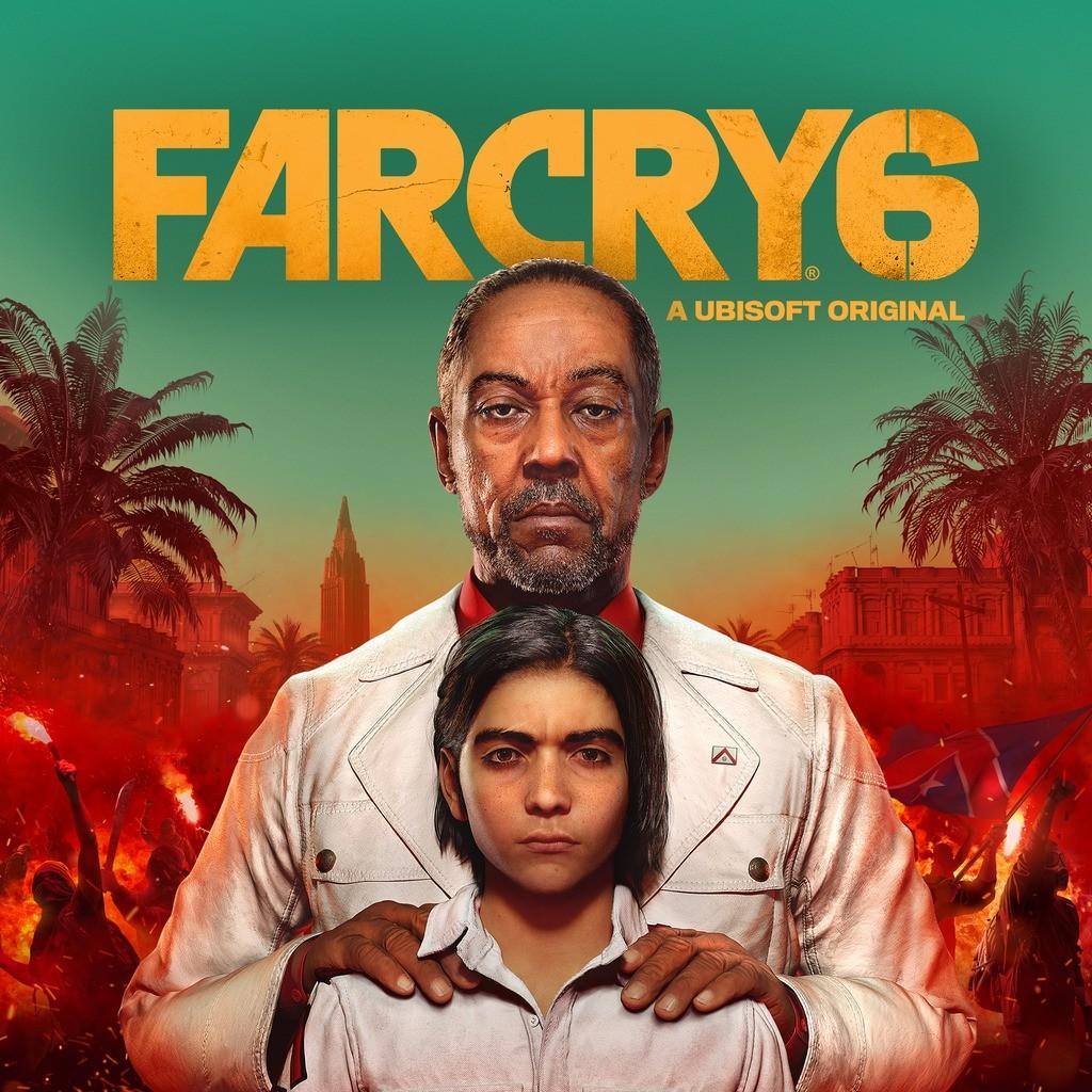 Прокат Far Cry 6 Standard Edition от 7 дней PS4/PS5