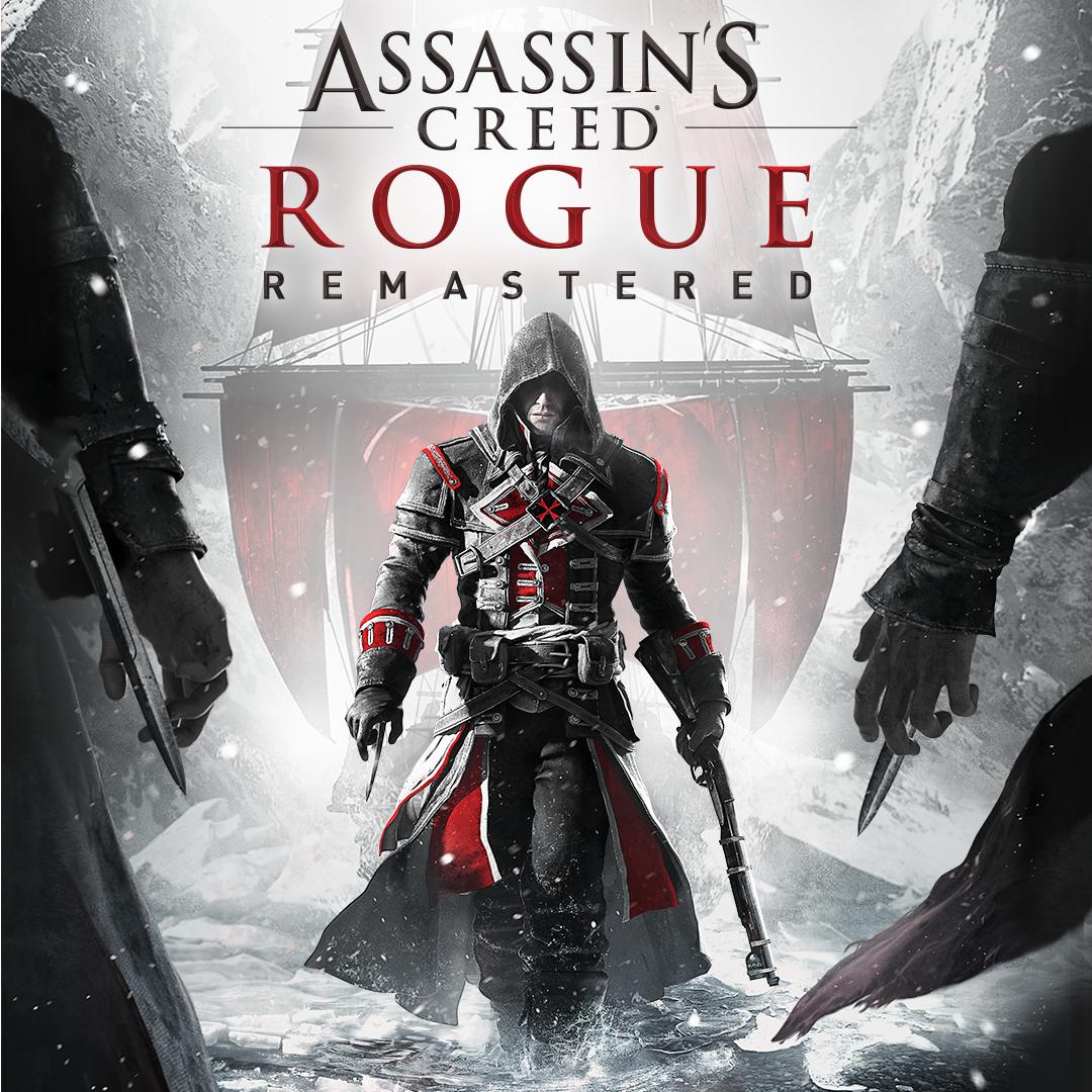 Прокат Assassin's Creed Изгой | Rogue Обновленная версия от 7 дней PS4