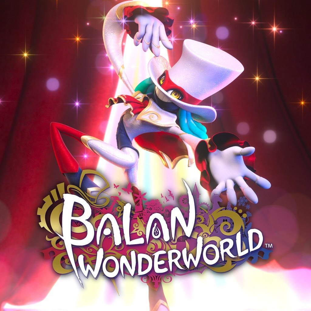 Прокат Balan Wonderworld від 7 днів PS/PS5