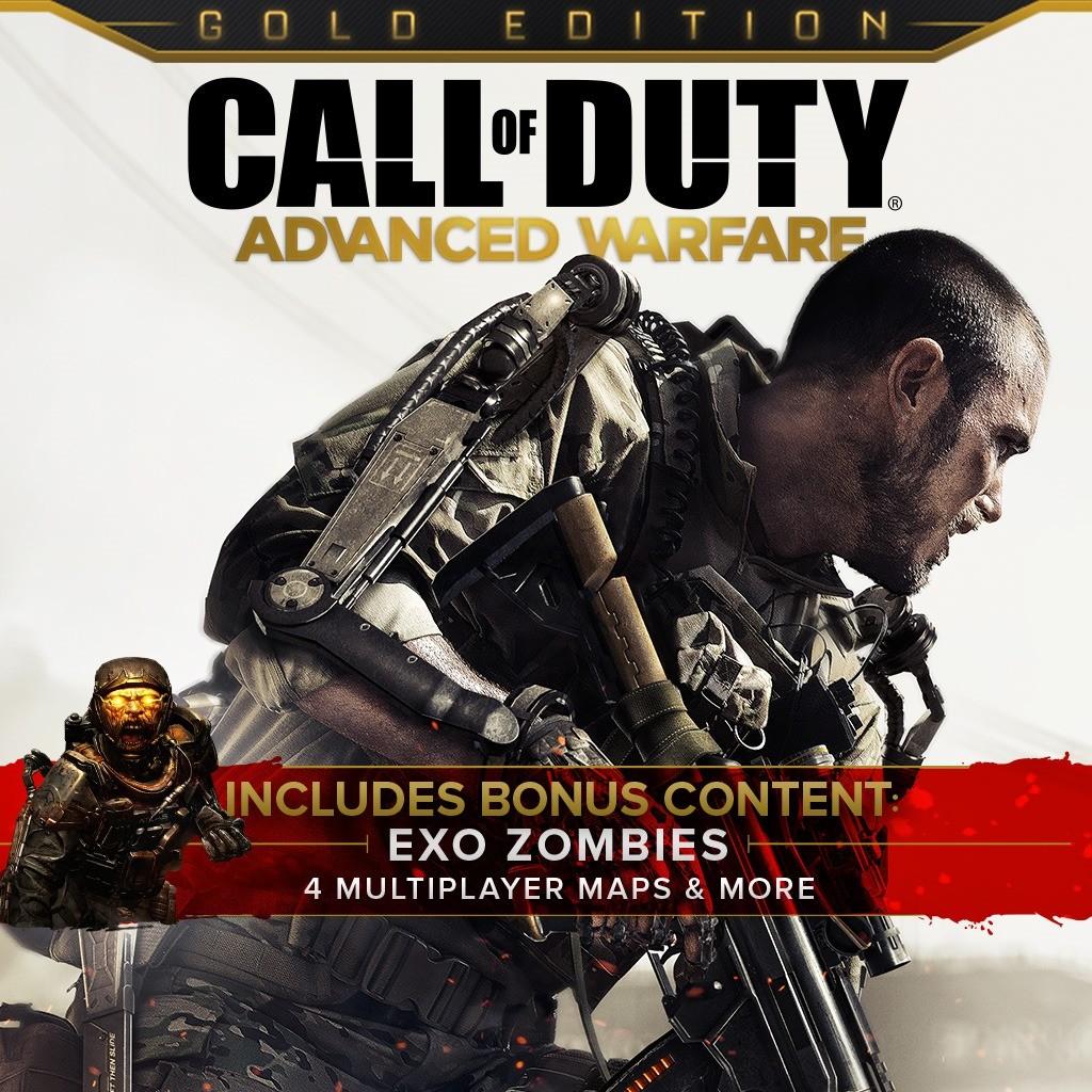 Прокат Call of Duty Advanced Warfare Золоте видання   Call of Duty Advanced Warfare Gold Edition від 7 днів PS4