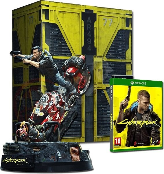 Cyberpunk 2077 Collector's Edition XONE