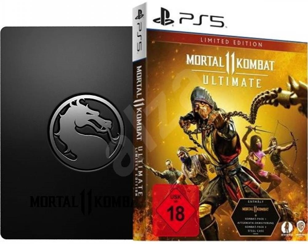 Mortal Kombat 11 Ultimate Limited Edition | Steelbook PS5
