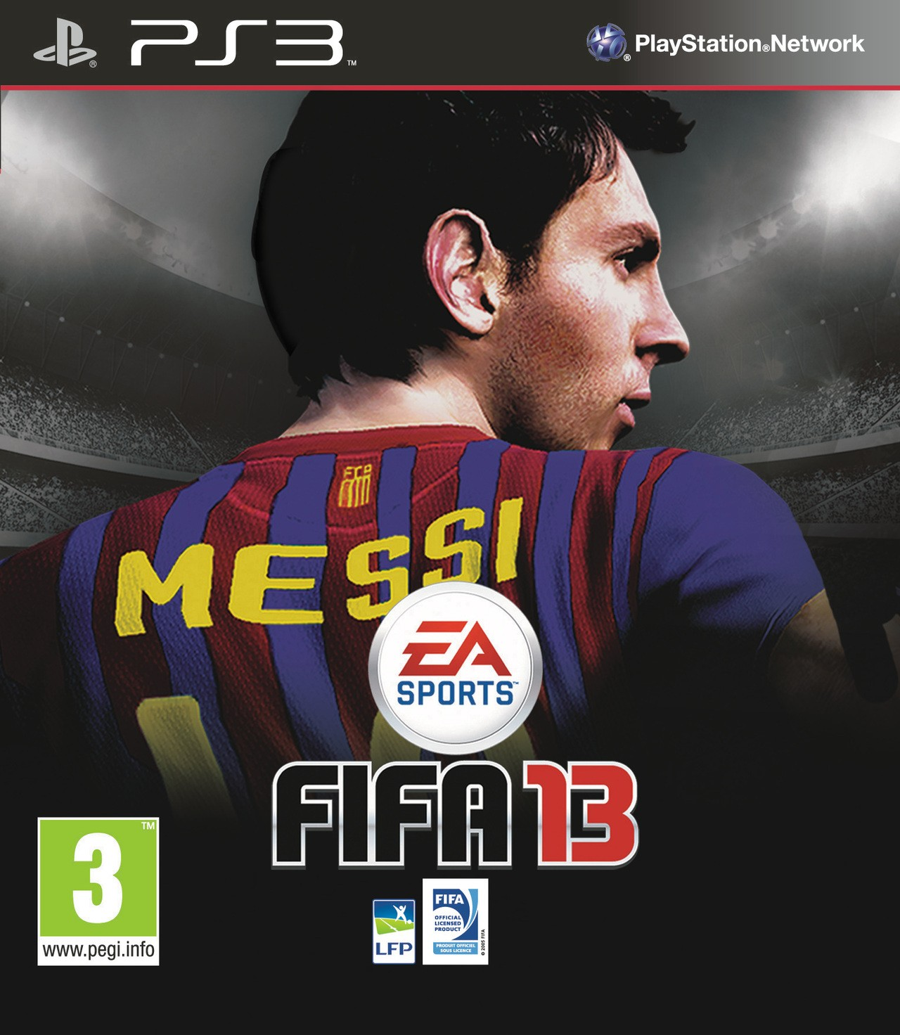 FIFA 13 б/у PS3