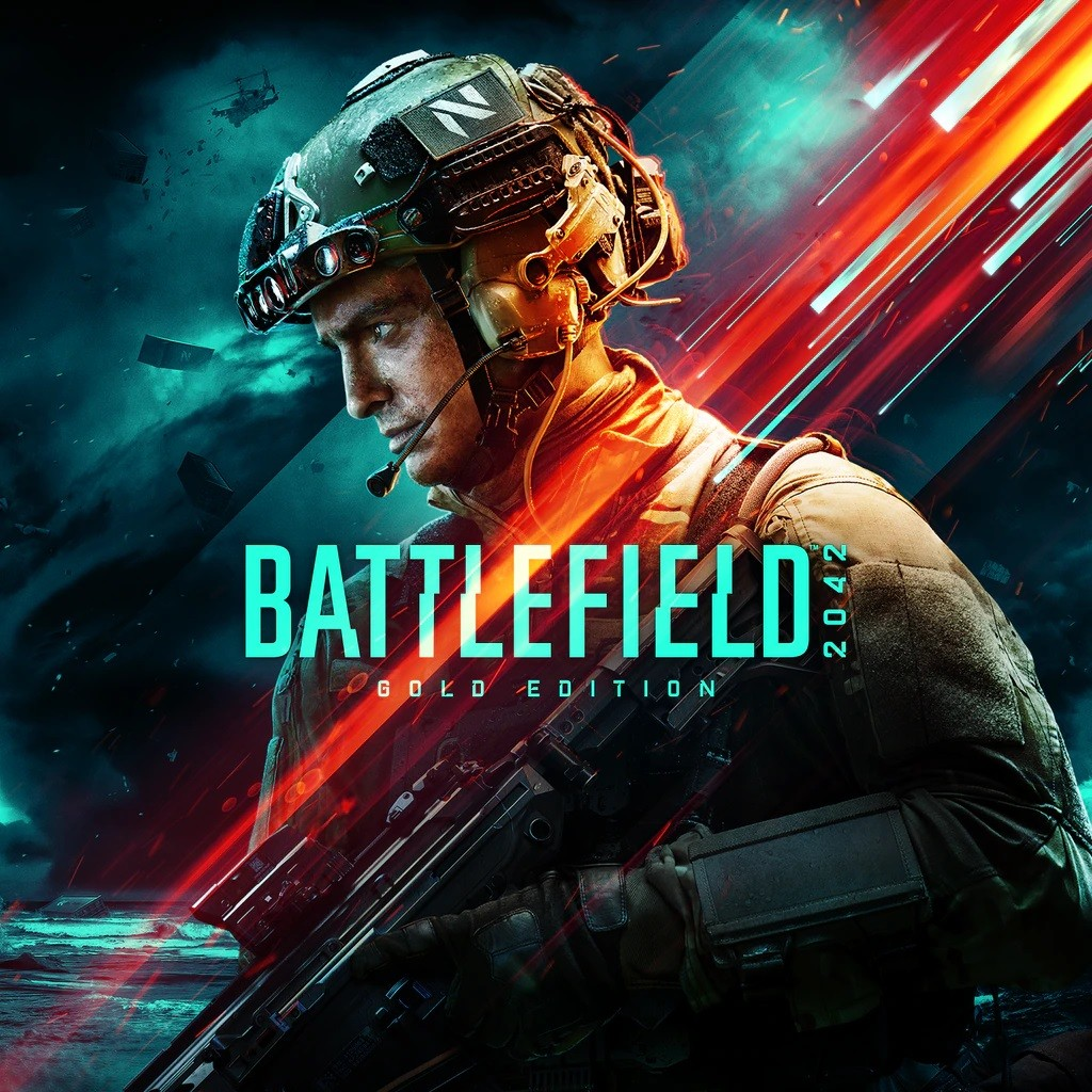 Прокат Battlefield 2042 Gold Edition от 7 дней PS4/PS5