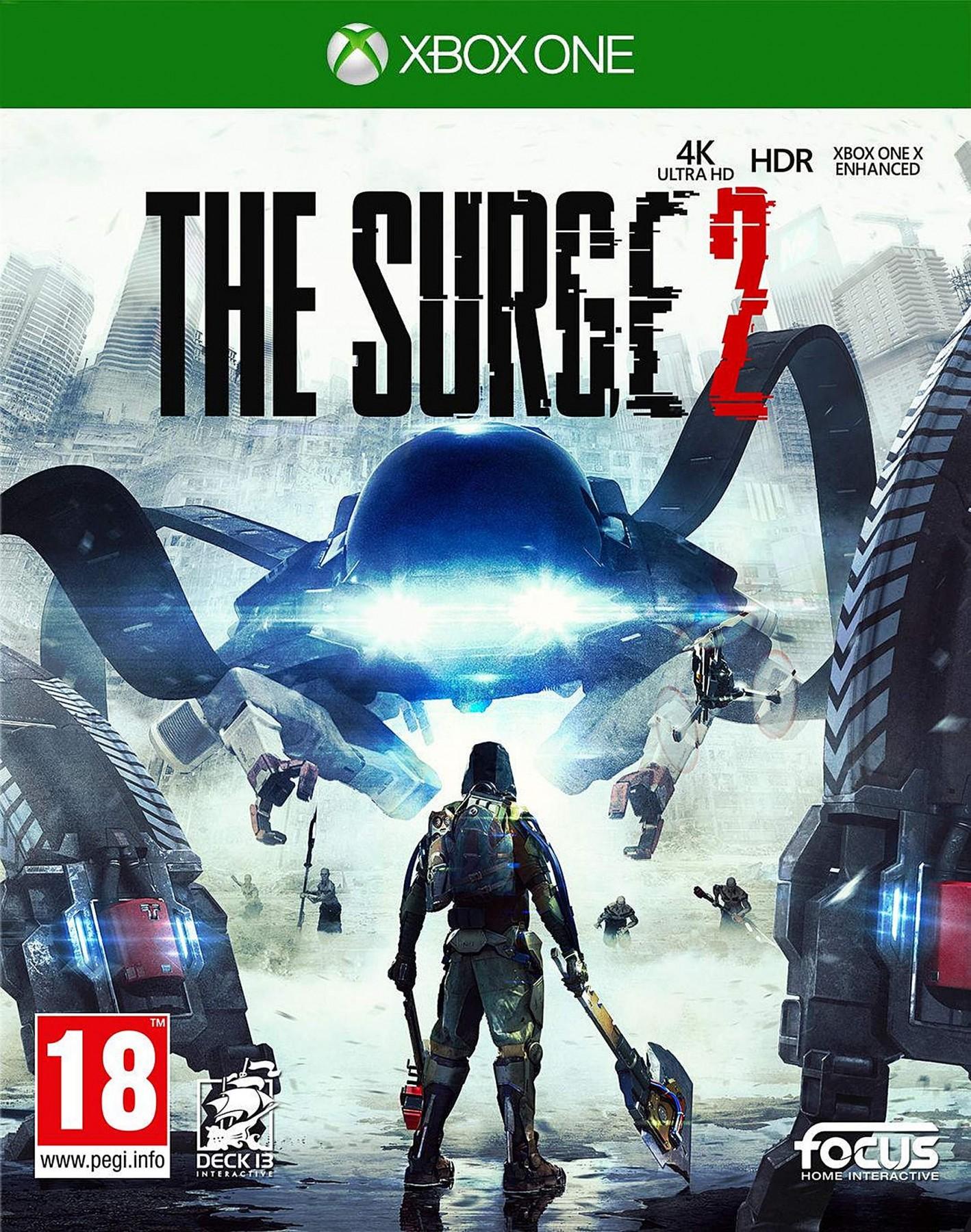The Surge 2 XONE