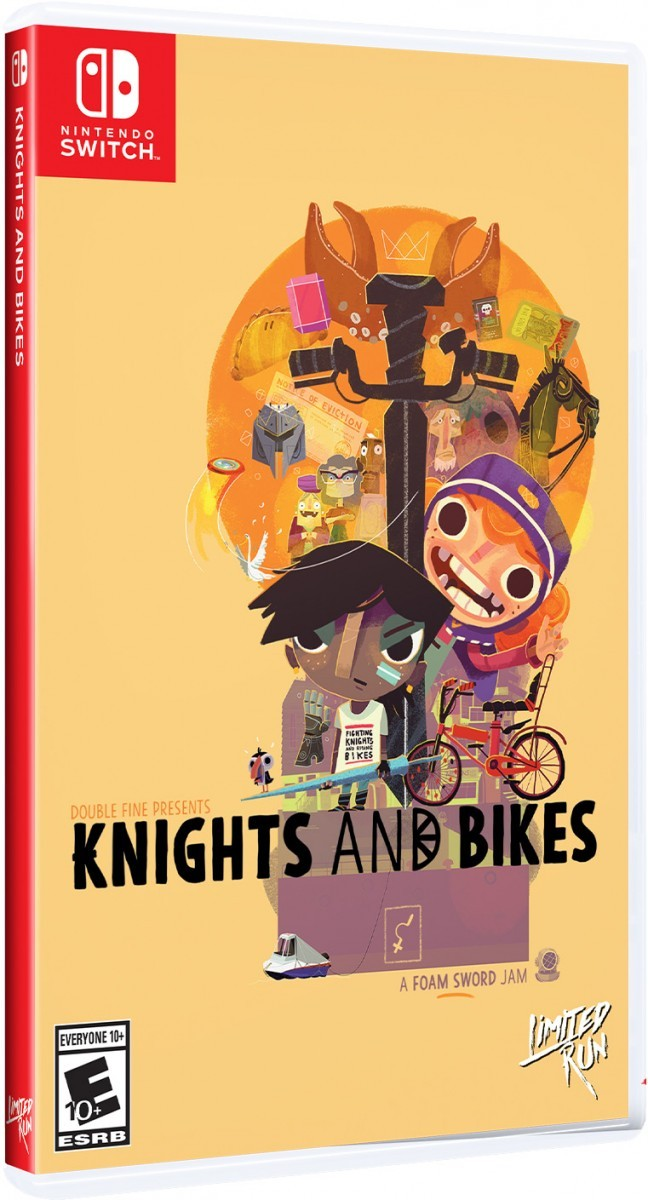 Knights and Bikes SWITCH