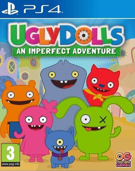 UglyDolls | Ляльки з характером Недосконала пригода PS4