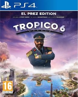 Tropico 6. EL Prez Edition PS4