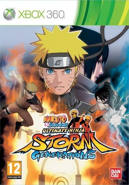 Naruto Shippuden: Ultimate Ninja Storm Generations | NSG X360