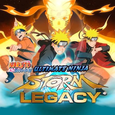 Прокат Naruto Shippuden: Ultimate Ninja Storm Legacy от 7 дней PS4
