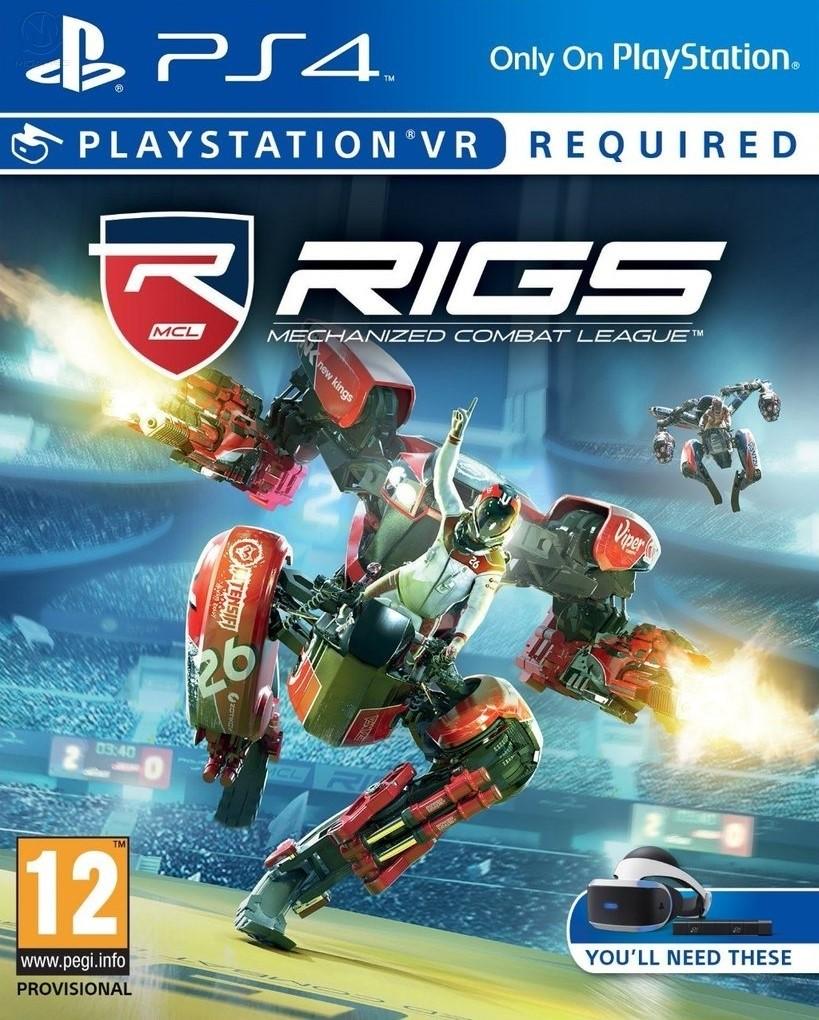 RIGS Mechanized Combat League (тільки для VR) PS4