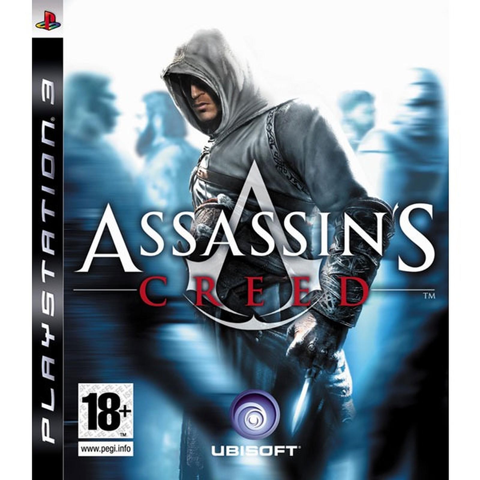 Assassin's Creed б/в PS3