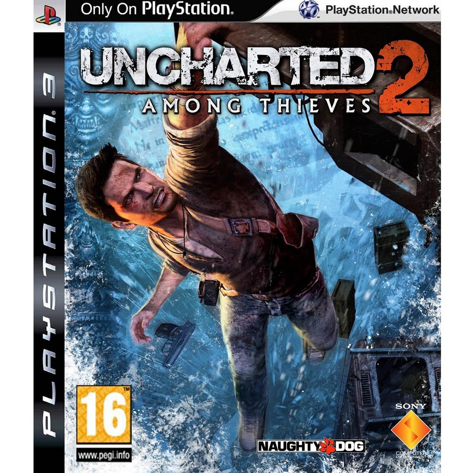 Uncharted 2 Among Thieves | Uncharted 2 Серед крадіїв б/в PS3