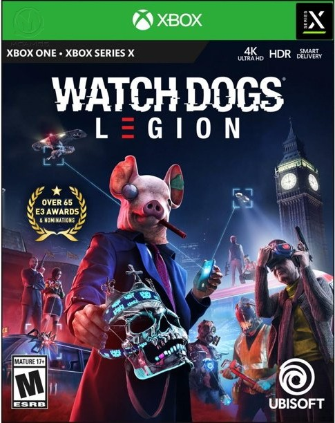 Watch Dogs Legion | Watch Dogs Легіон XSX
