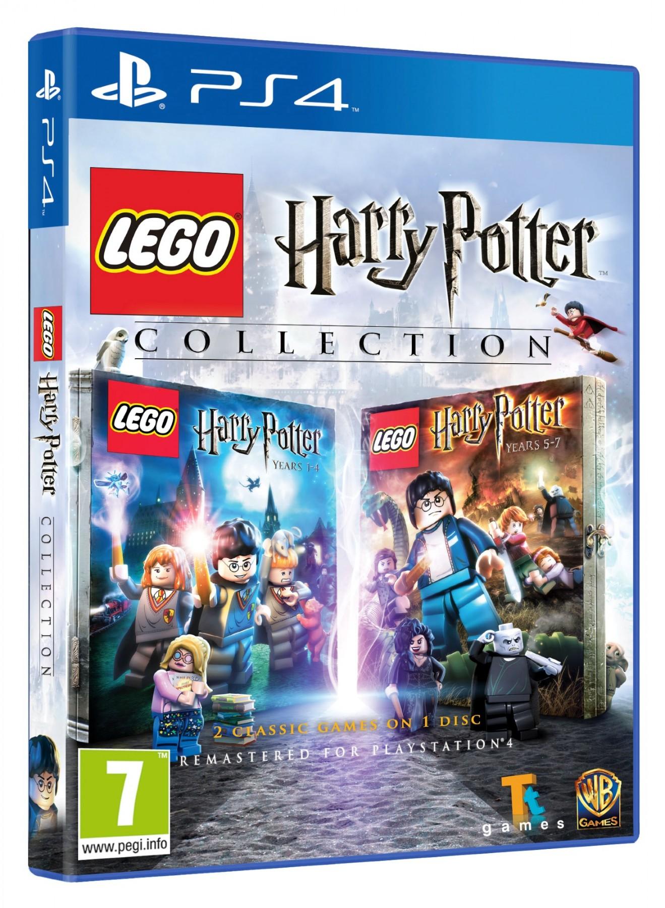 LEGO Harry Potter Collection | LEGO Гарри Поттер Коллекция PS4