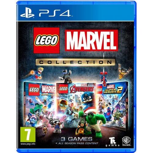 Lego Marvel Collection | LEGO Колекція Marvel PS4