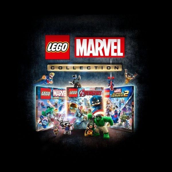 Прокат Lego Marvel Collection | LEGO Коллекция Marvel от 7 дней PS4