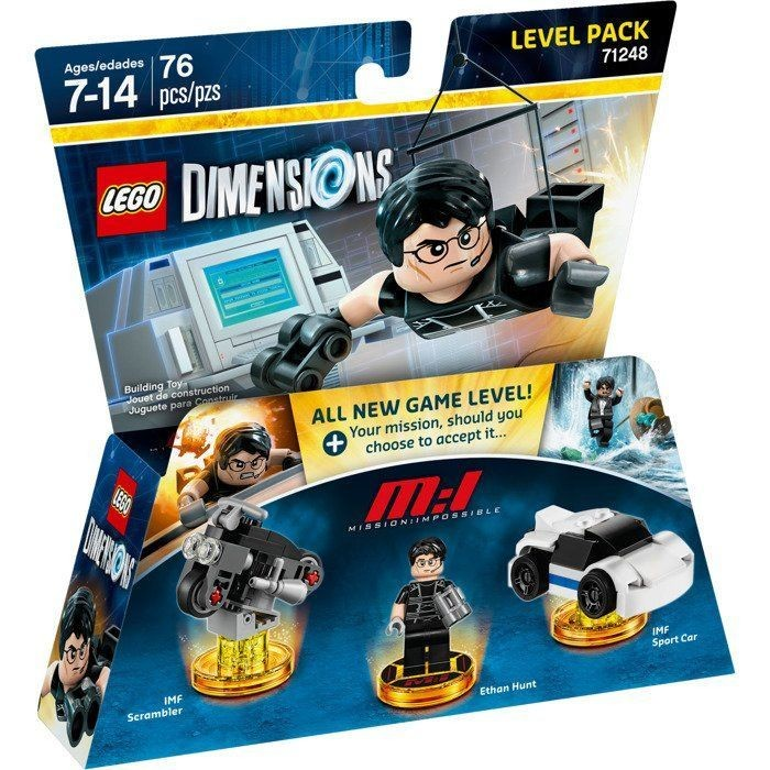 LEGO Dimensions Mission Impossible Level Pack | LEGO Виміри