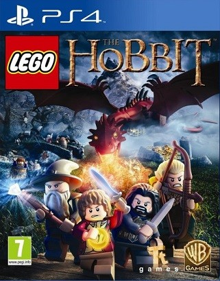 LEGO The Hobbit | LEGO Хоббіт PS4