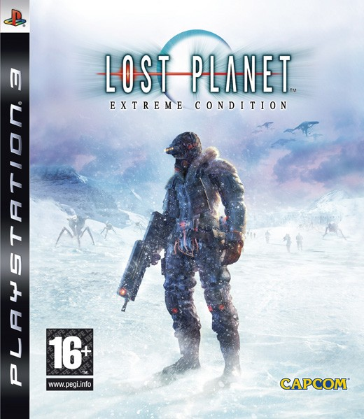 Lost Planet Extreme Condition б/у PS3