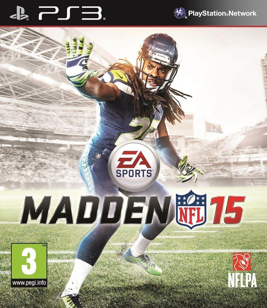 Madden NFL 15 б/в PS3