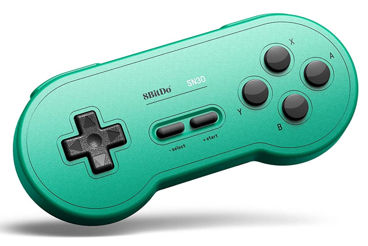 8BitDo SN30 Wireless Bluetooth Gamepad GP Green | 8BitDo SN30 бездротовий Bluetooth контролер/джойстик/геймпад