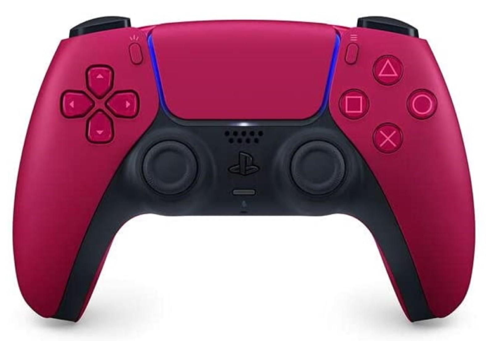 Бездротовий контролер/джойстик/геймпад DualSense для PlayStation 5 | DualSense Cosmic Red Wireless Controller PS5