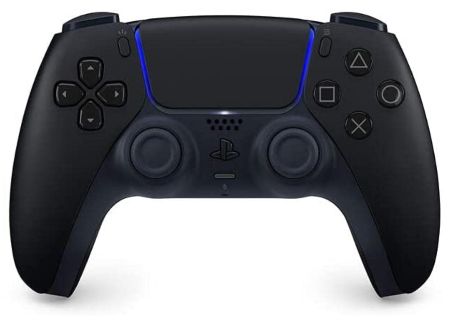 Бездротовий контролер/джойстик/геймпад DualSense для PlayStation 5 | DualSense Midnight Black Wireless Controller PS5