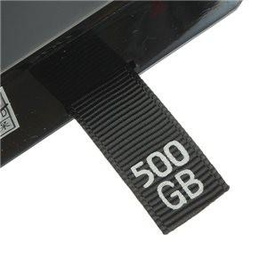 HDD 500gb для Xbox 360 Slim