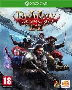 Divinity: Original Sin II. Definitive Edition | Divinity Original Sin 2 XONE
