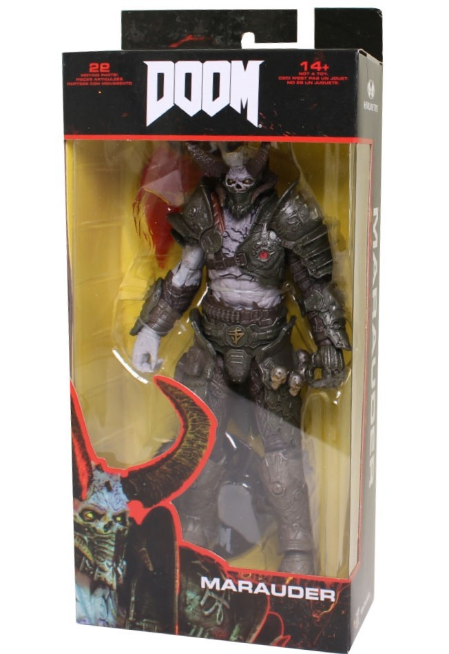 Doom Marauder Action Figure McFarlane Toys | Игрушка