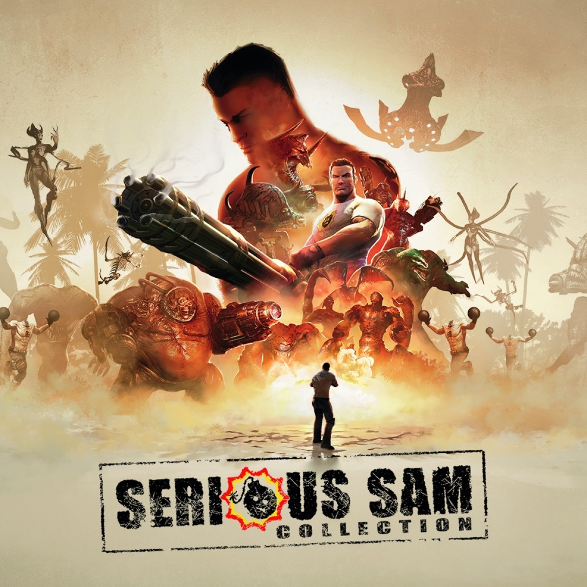Прокат Serious Sam Collection від 7 днів PS4
