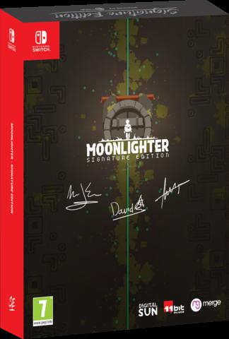 Moonlighter Signature Edition SWITCH